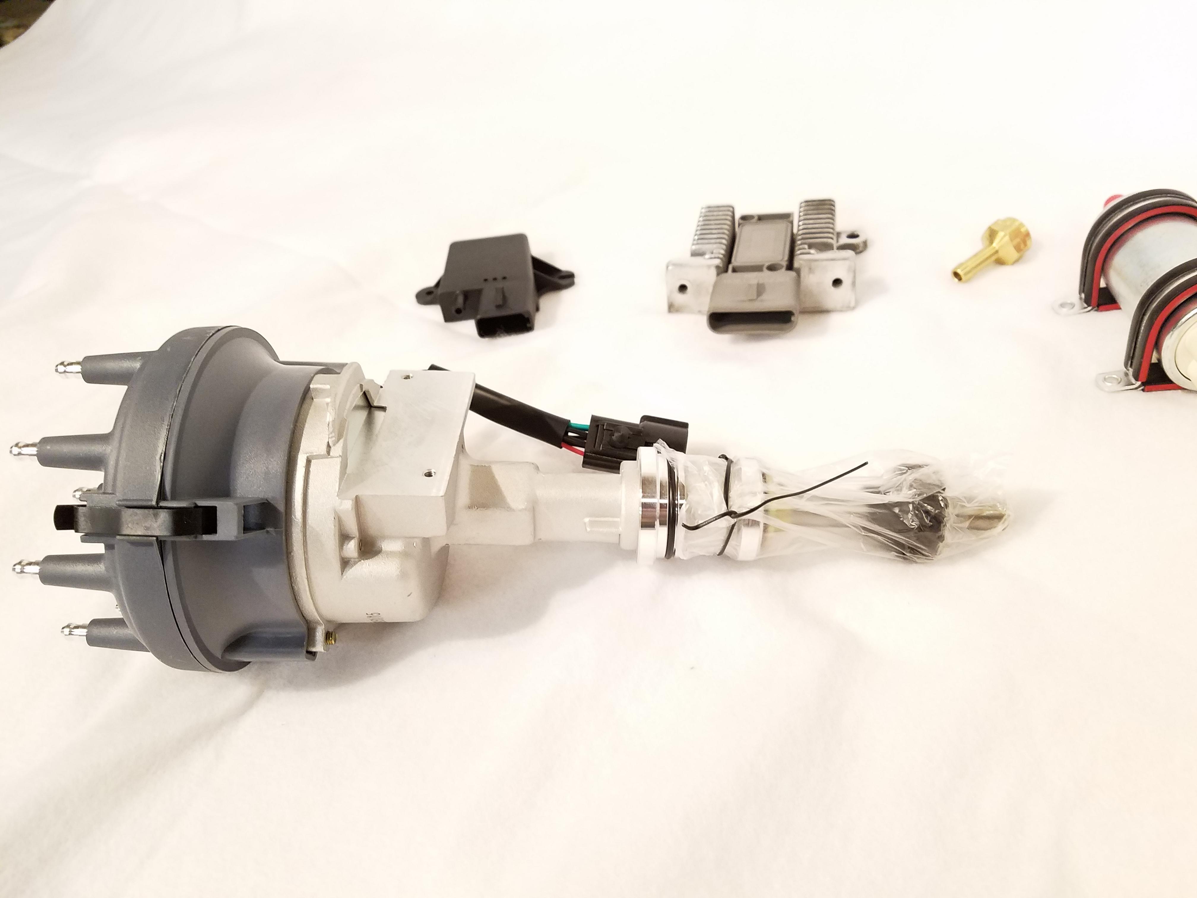 351W : Low Profile EFI Kit