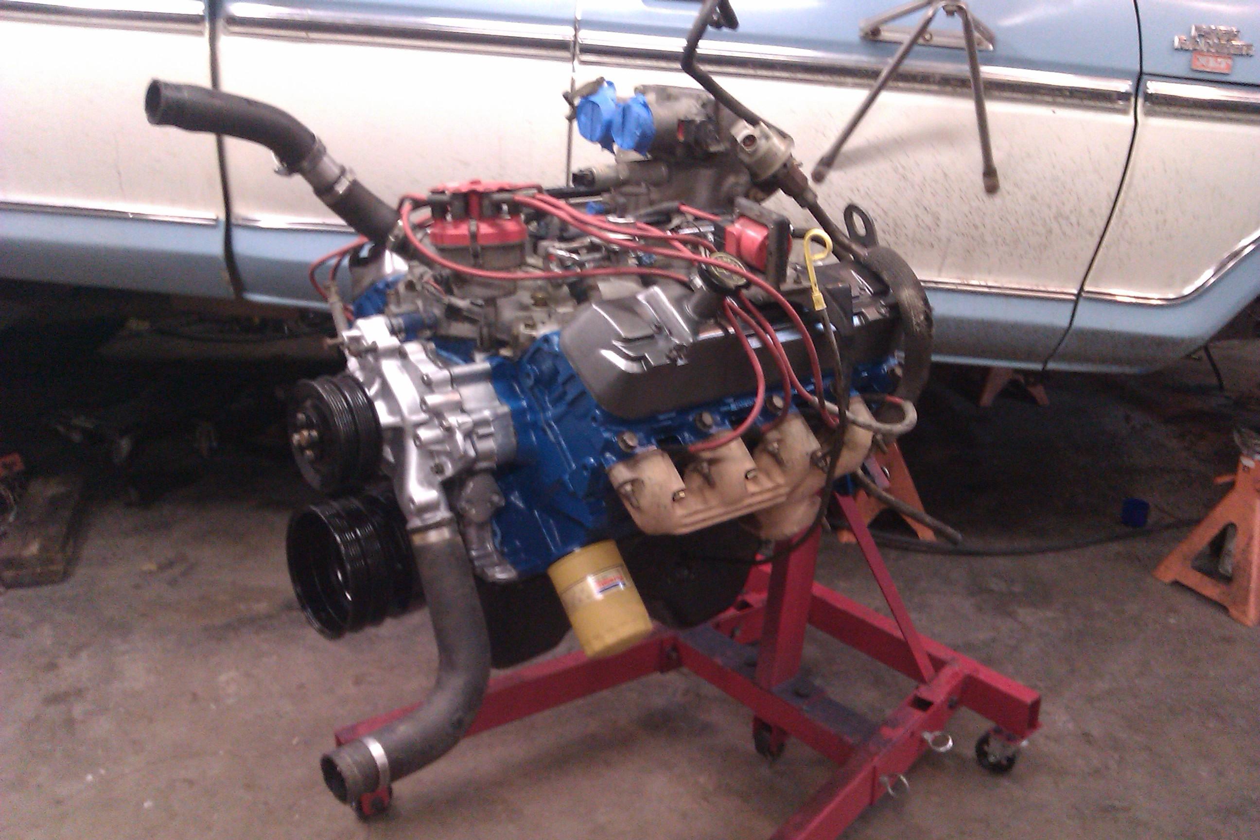 460 efi engine swap | 460 efi guys  460 efi guys